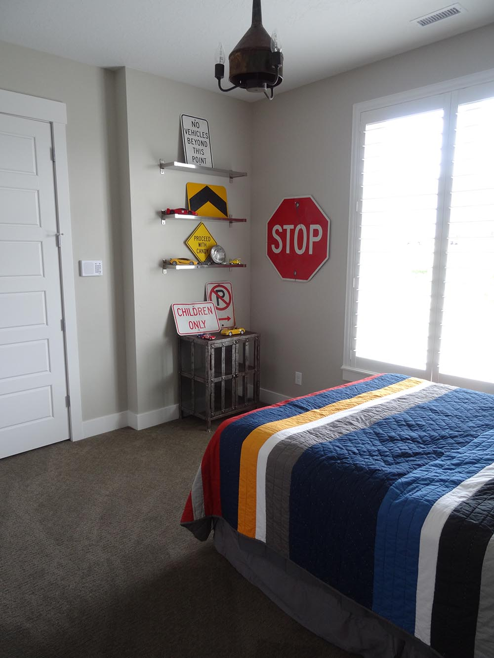 Boys Bedroom #1